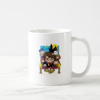 Taza De Café Dibujo animado Harry Potter y la piedra del