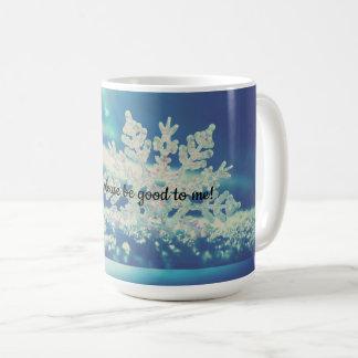 Taza De Café ¡Diciembre, sea por favor bueno!