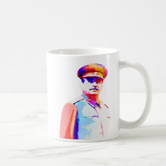 Taza De Café Dictador Colorful de Joseph Stalin WW2 Rusia del