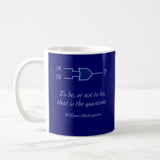 Taza De Café Digitaces Shakespeare