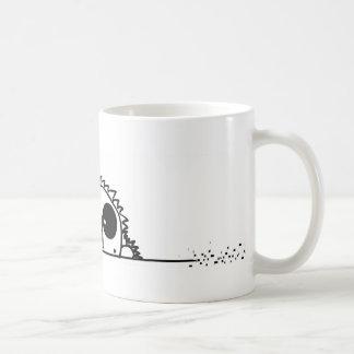 Taza De Café Dinosaurio lindo