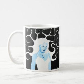 Taza De Café Diosa de la nieve