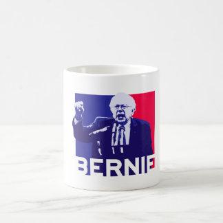 Taza De Café Discurso de las chorreadoras de Bernie