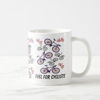 Taza De Café Diseño de la impresión de la bicicleta