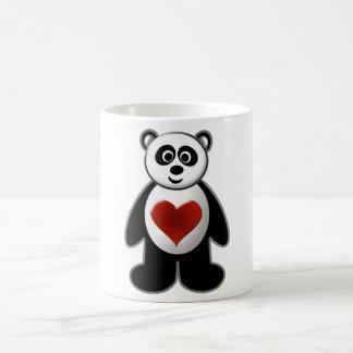 Taza De Café Diseño de la panda