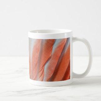 Taza De Café Diseño de la pluma del Cockatoo rosado