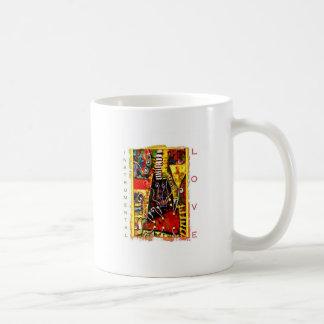 Taza De Café Diseño instrumental #10 del amor