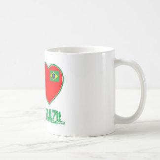 Taza De Café Diseños BRASILEÑOS