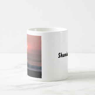 Taza De Café Diseños de Carolina del Norte y de Shania