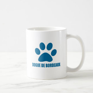 TAZA DE CAFÉ DISEÑOS DE DOGUE DE BORDEAUX DOG