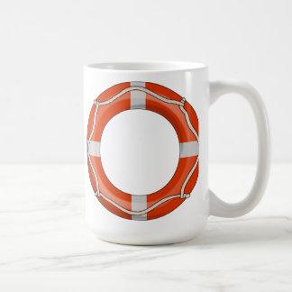 Taza De Café Dispositivo de flotación personal del salvador