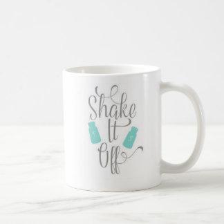 Taza de café divertida de la cocina del cocinero