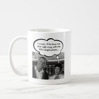 Taza de café divertida - no la compre esta taza
