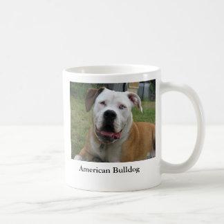 Taza De Café Dogo americano