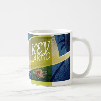 Taza de café dominante del Largo