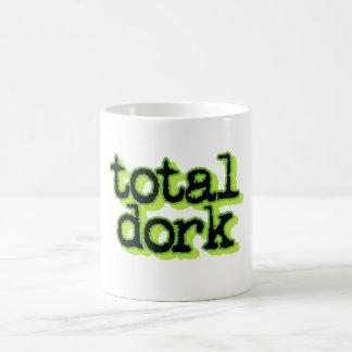 Taza De Café Dork total