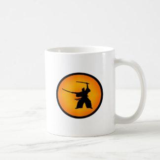 Taza De Café Dos espadas