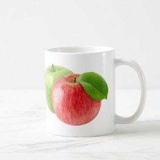 Taza De Café Dos manzanas