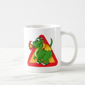 Taza De Café Dragón