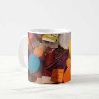 Taza De Café Drenaje de la especia