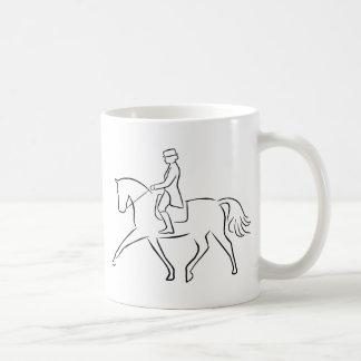 Taza De Café dressage horse