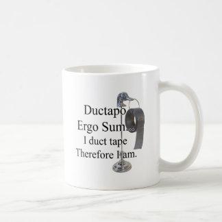 Taza De Café DuctTapo