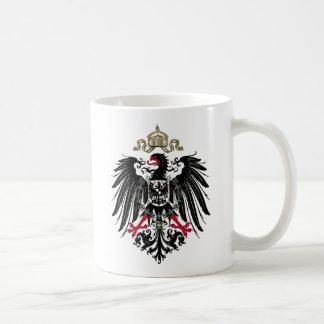 Taza De Café Eagle prusiano