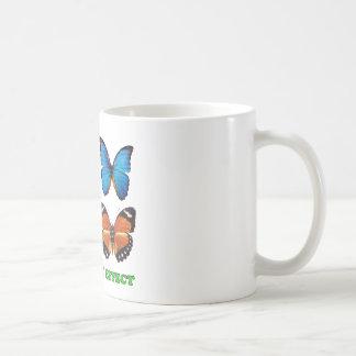 Taza De Café Efecto mariposa