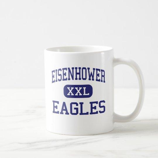 Taza De Café Eisenhower - Eagles - altos - el municipio de