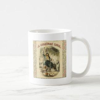 Taza De Café Ejemplo de la impresión del arte del villancico