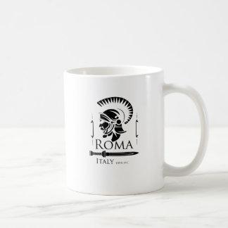 Taza De Café Ejército romano - legionario con Gladio
