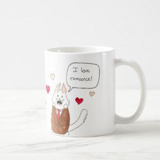 Taza De Café ¡El altramuz ama romance!