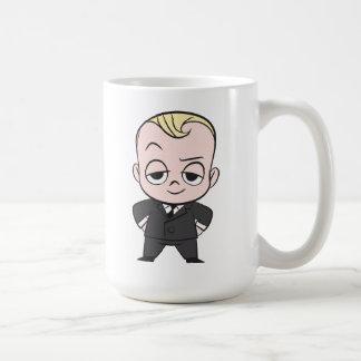 Taza De Café El bebé de Boss el   no soy ningún bebé ordinario