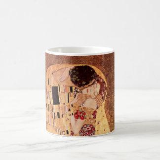 Taza De Café El beso de Gustavo Klimt