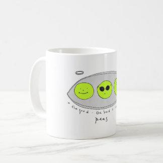 Taza De Café El bueno el malo y el feo
