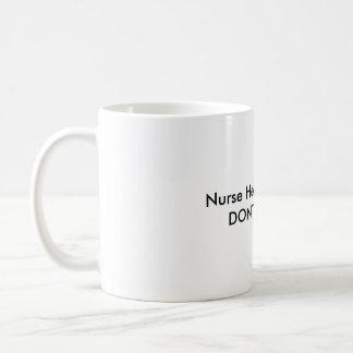Taza De Café El café del brezo de la enfermera