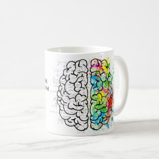 Taza De Café ¡El cerebro utiliza el 20% de todo el oxígeno que
