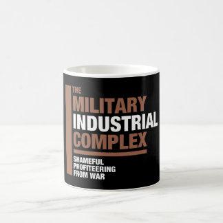 Taza De Café El complejo militar-industrial