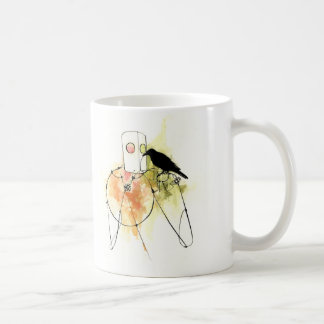 Taza De Café El cuervo