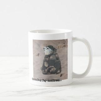 Taza De Café El día de la marmota continúa…