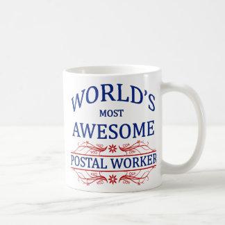Taza De Café El empleado de correos más impresionante del mundo