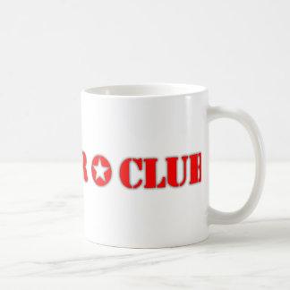 Taza De Café El funcionario conquista al club