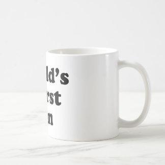 Taza De Café El hijo peor del mundo
