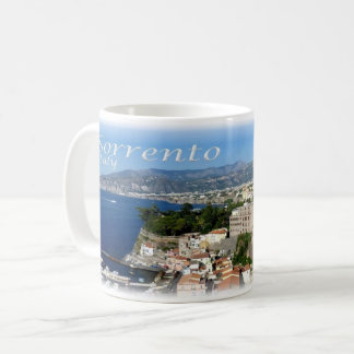 Taza De Café ÉL Italia - costa de Sorrento Amalfi -