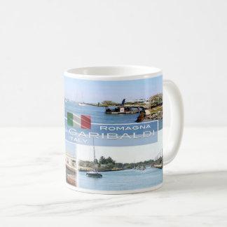 Taza De Café ÉL Italia - Emilia-Romagna - Oporto Garibaldi -