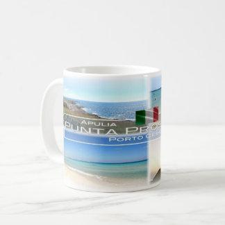 Taza De Café ÉL Italia - Prosciutto de Apulia - de Punta -