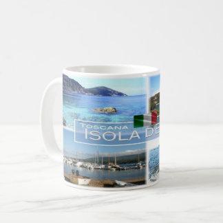 Taza De Café ÉL Italia - Toscana - Isola D'Elba -