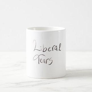 Taza De Café El liberal rasga 10oz sin burro