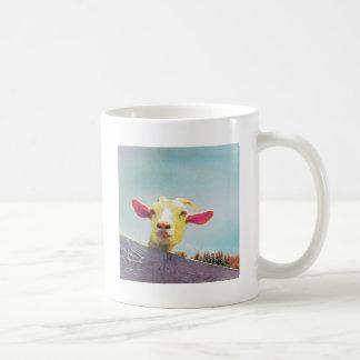 Taza De Café El más grande de todos cabra espigada rosada del