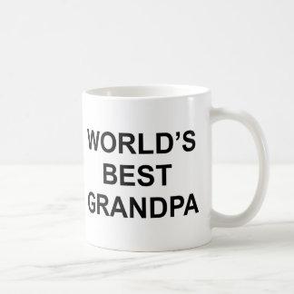 Taza De Café El mejor abuelo del mundo